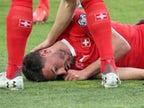 """Brain injury charity express """"anger and disbelief"""" after Fabian Schar knocked out cold during Switzerland game"""