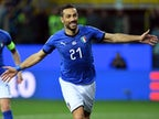 Result: Record-breaking Fabio Quagliarella caps Italy rout