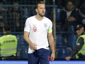 Harry Kane gets on the scoresheet for England on March 25, 2019