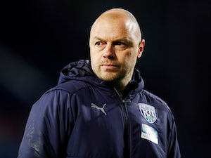 West Brom caretaker manager Jimmy Shan pictured on March 13, 2019