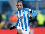 Juninho Bacuna in action for Huddersfield Town on February 9, 2019
