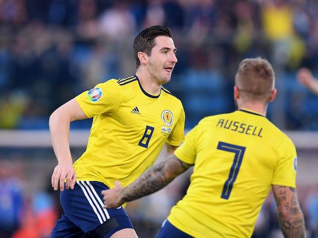 Kenny McLean: Scotland fans