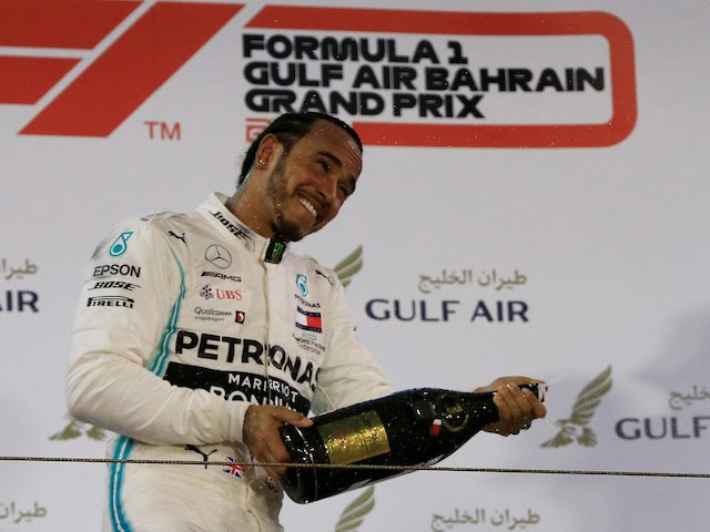 Hamilton doesn't care about 'triple crown'