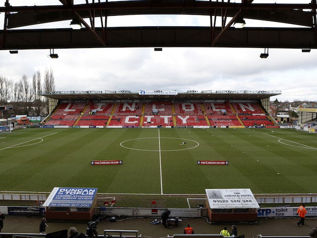 Lincoln's clash with MK Dons called off due to coronavirus cases