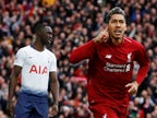 Live Commentary: Liverpool 2-1 Tottenham Hotspur - as it happened