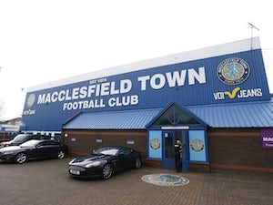 Macclesfield players and staff to boycott Crewe match over unpaid wages