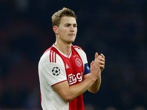 Report: De Ligt agent fee stalling negotiations