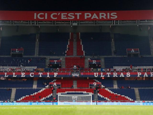Club information: Paris Saint-Germain
