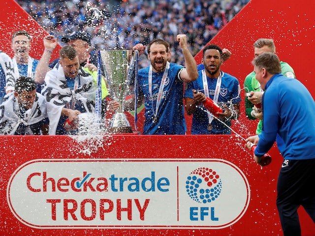 EFL Trophy group stage draw revealed