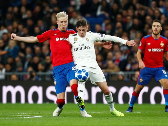 Valverde 'agrees new Real Madrid deal'