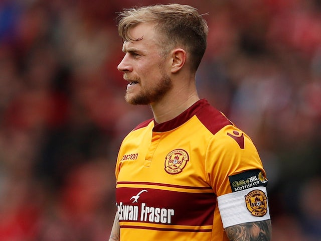 Motherwell deny taking advantage of coronavirus situation over Richard Tait contract