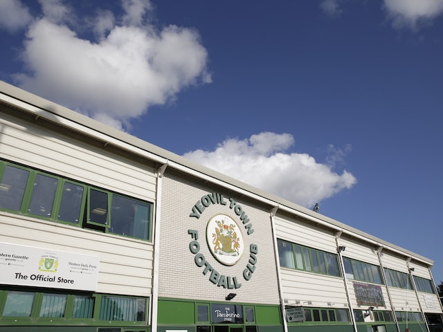 Yeovil release nine players after dropping out of EFL