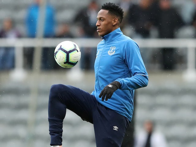 Everton defender Yerry Mina fined for breaching betting rules