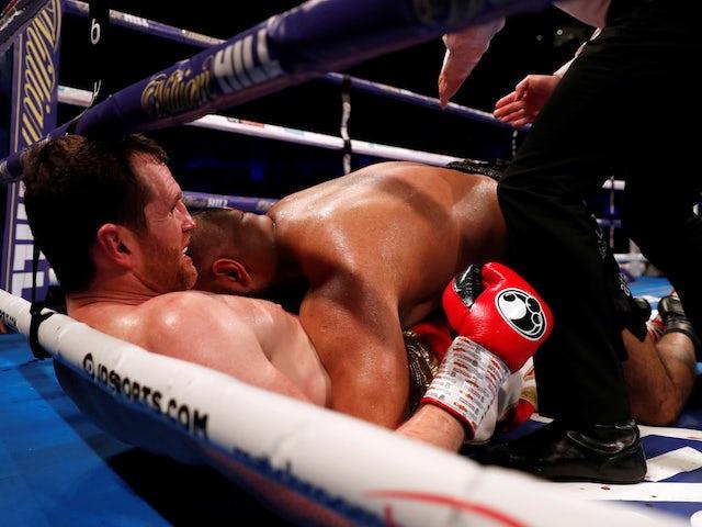 Kash Ali suspended after biting David Price
