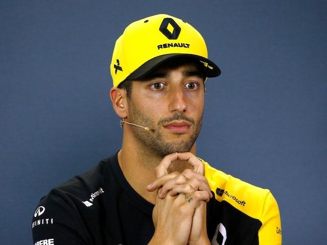 I remember how to drive - Ricciardo