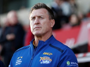 Struggling Leeds Rhinos sack David Furner after six months