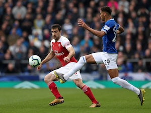 Live Commentary: Everton 1-0 Arsenal - as it happened