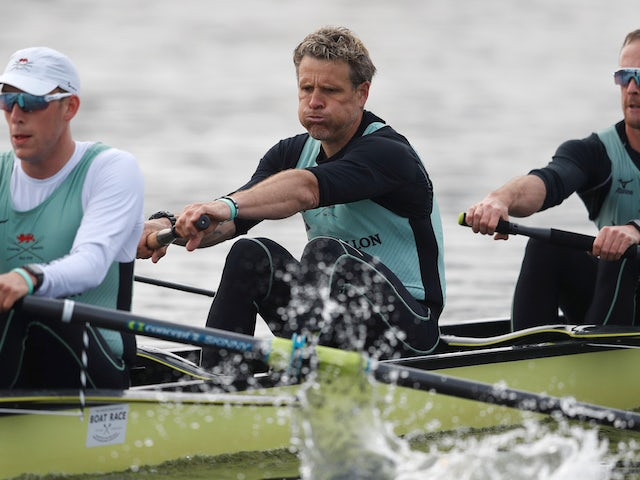 Reality set to bite for Boat Race winner Cracknell