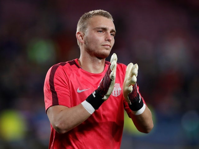 c96be0b91fb Jasper Cillessen  snubs Manchester United for Benfica  - Sports Mole
