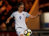 Jodie Taylor pictured in November 2017
