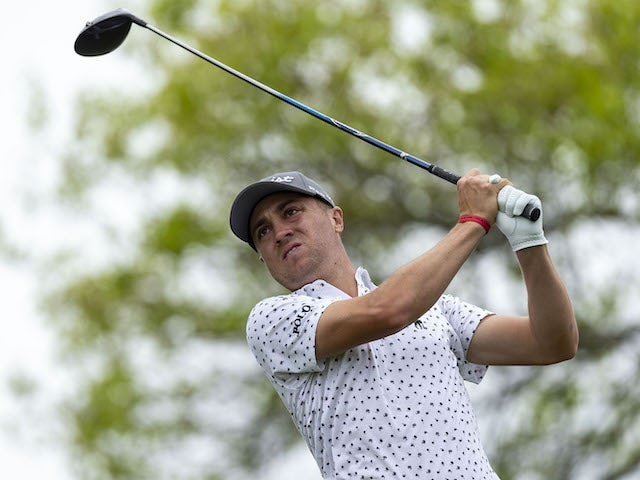Record-equalling Justin Thomas, Jason Kokrak share lead at BMW Championship