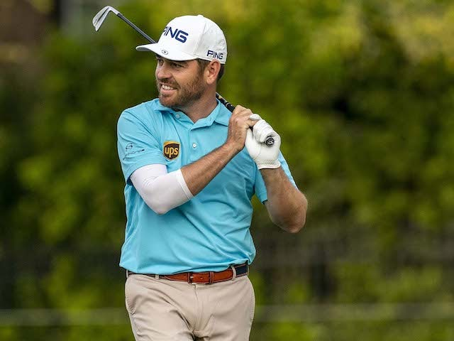 Louis Oosthuizen builds three-shot lead in Sun City