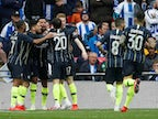Result: Quadruple-chasing Manchester City edge into FA Cup final