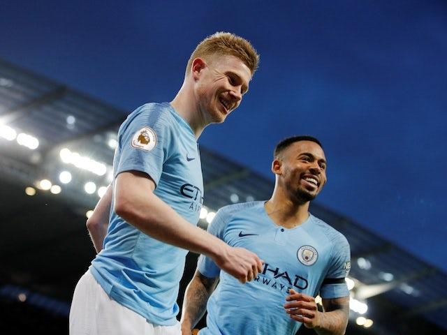 Manchester City gear up for unprecedented English treble