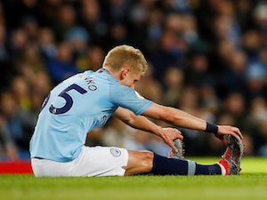 Guardiola: 'Not many options after Zinchenko injury'