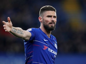 Olivier Giroud pens one-year Chelsea extension