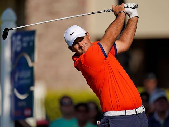 Patrick Reed moves four shots off lead at Turkish Open