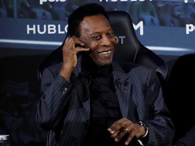 Brazil legend Pele taken to hospital