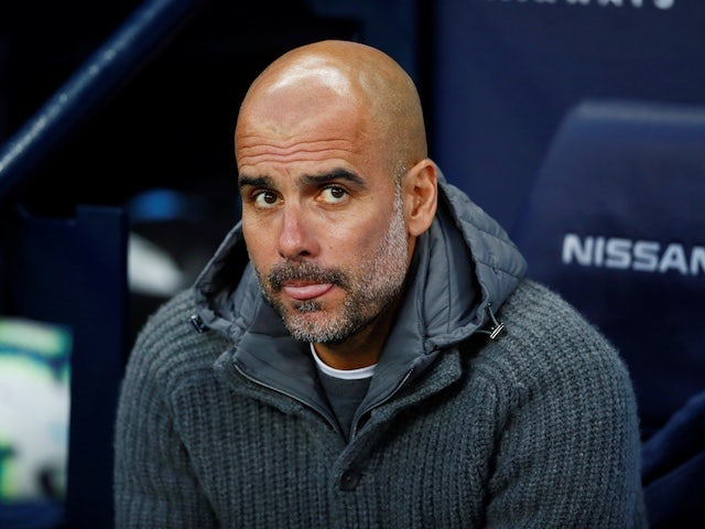 Guardiola expects to face