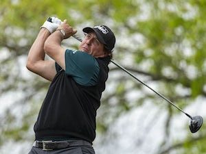 Phil Mickelson: 'I don't deserve to be at the Presidents Cup'