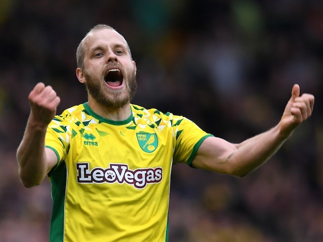 Result: Norwich march on towards promotion with QPR rout