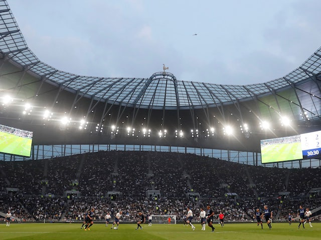 Tottenham Hotspur Stadium hailed after first year of hosting NFL
