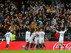 Result: Real Madrid slump to first defeat since Zidane return