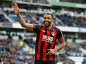 Bournemouth striker Callum Wilson caps off the scoring against Brighton on April 13, 2019