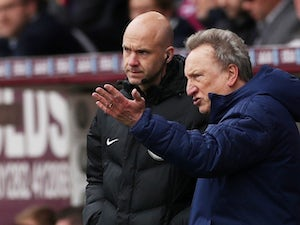 "Warnock ""absolutely distraught"" with controversial Burnley defeat"