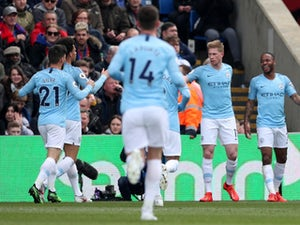 Live Commentary: Crystal Palace 1-3 Man City - as it happened
