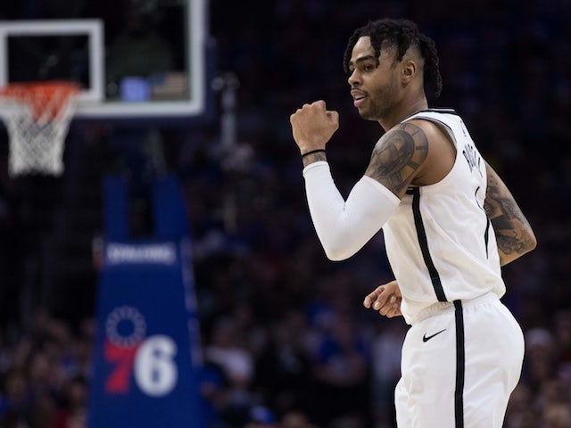 Result: Brooklyn Nets shock Philadelphia 76ers in playoff opener
