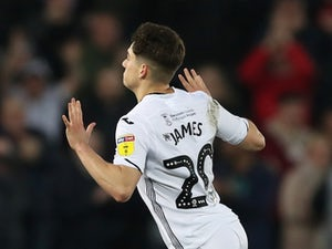 Man United, Swansea agree terms over James?