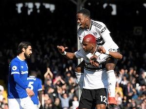 Everton slump to defeat at relegated Fulham