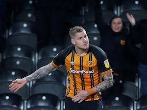 Jordy De Wijs winner keeps Hull play-off bit on track