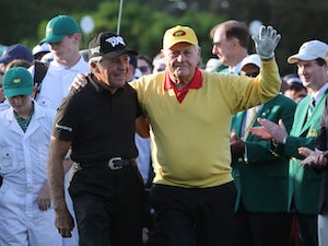 Can you name every multiple Masters winner?