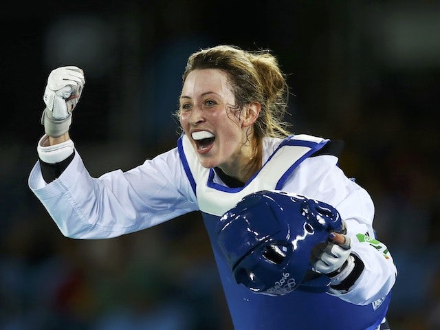 World champ Jade Jones sets sights on Tokoyo Olympics