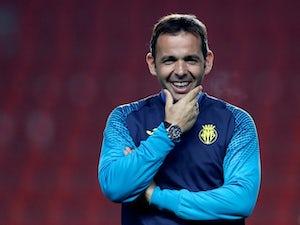 Villarreal boss Javi Calleja pictured in November 2017