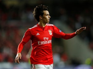 "Joao Felix ""very happy"" at Benfica"