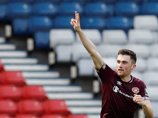 Hearts defender John Souttar confident injury woes are behind him