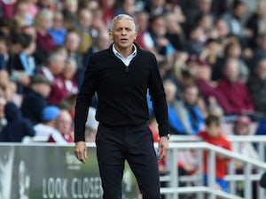 Curle praises players after racist abuse